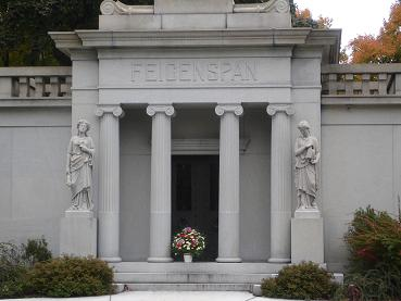 Feigenspan Mausoleum.