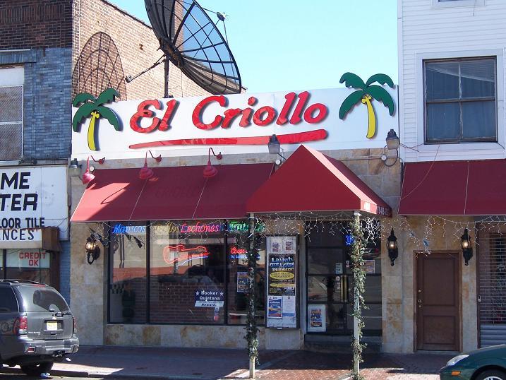 El Criollo Restaurant Newark Nj
